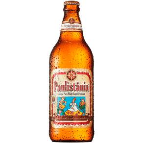 Cerveja Paulistânia 600ml