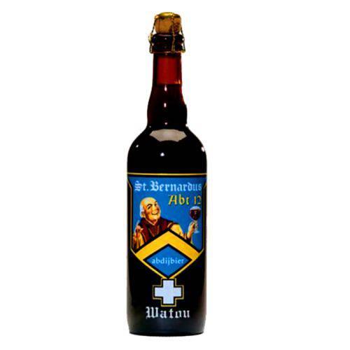Cerveja St. Bernardus Abt 12 - 750ml