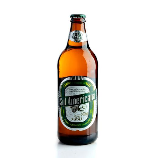 Cerveja Sul Americana 600ml