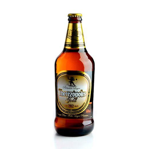 Cerveja Therezopolis Gold 600ml