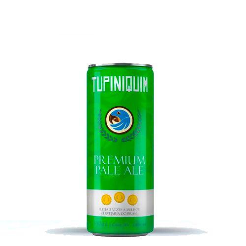 Cerveja Tupiniquim Premium Pale Ale 350ml
