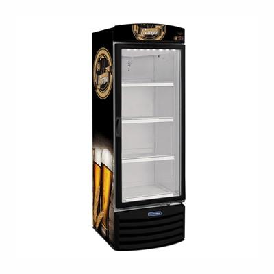 Cervejeira Expositor Vertical Porta Vidro 572 Litros VN50RL -