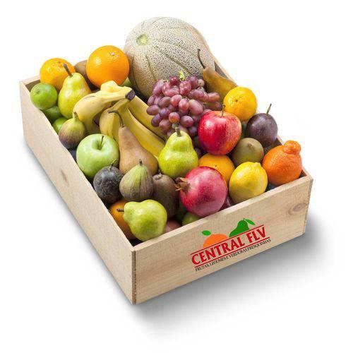 Cesta de Frutas com 11 Itens para 1 Semana