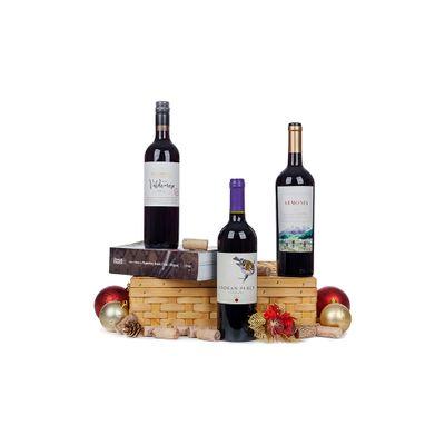 Cesta de Vinhos Chile