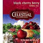 Chá Ame Black Cherry Berry (10 Unid) - Celestial