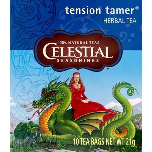 Chá Ame Tensior Tamer (10 Unid) - Celestial