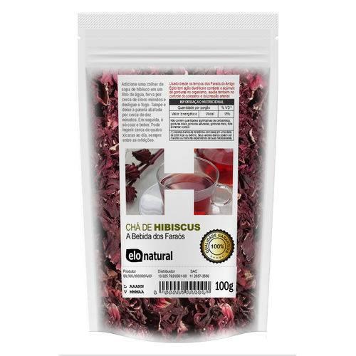 Chá de Hibisco (hibiscus) - Flor Desidratada 100g