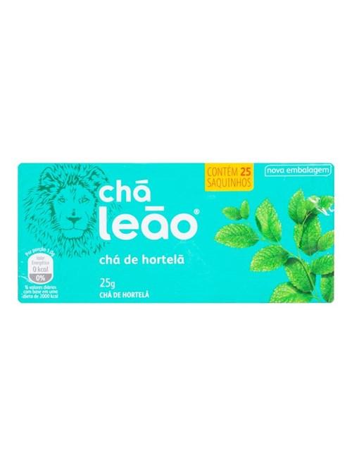 Chá de Hortelã Leão 25g