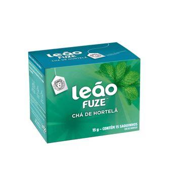 Chá Leão Hortelã com 15 Sachês 20g