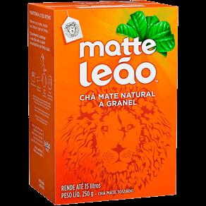 Chá Mate Tostado Matte Leão Natural 250g