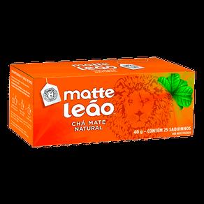 Chá Mate Tostado Matte Leão Natural Saquinhos 40g
