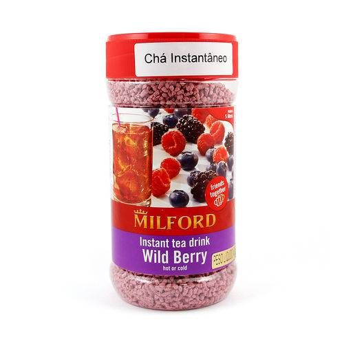 Chá Milford Frutas Silvestres Instantâneo - 400g