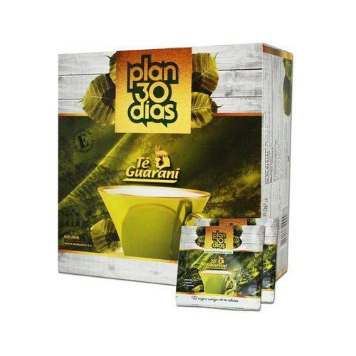 Chá Plan 30 Dias - Té Guarani - 60 Sachês