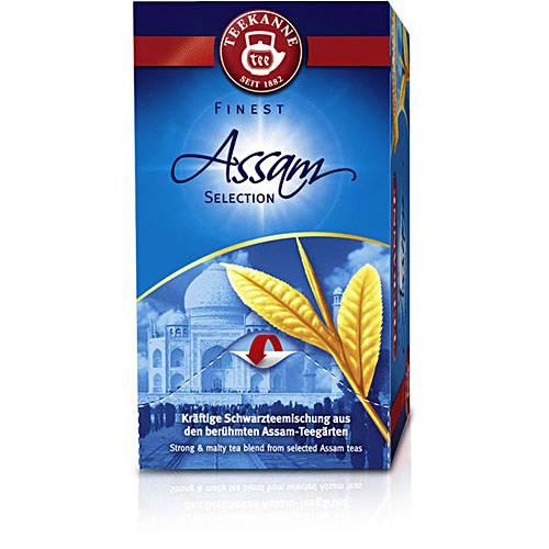 Chá Preto Assam Selection (20 Unid) 35g - Teekanne