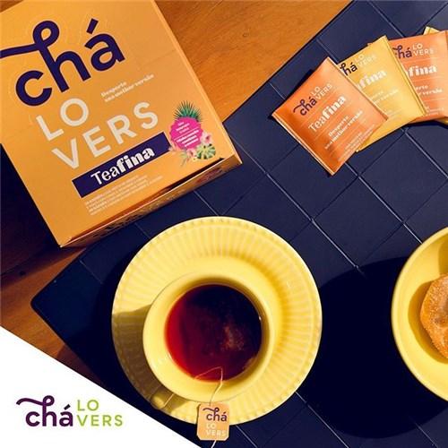 Chá Teafina CháLovers - Kit 10 Sachês