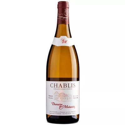 Chablis Vieilles Vignes Tour Du Roy 2017
