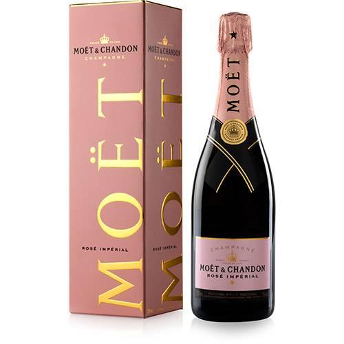 Champagne Moët Impérial Rosé 750 Ml