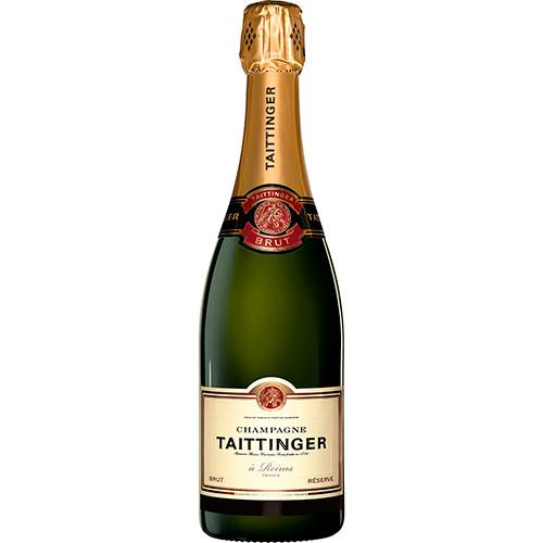 Champagne Francês Taittinger Réserve Brut - 750ml