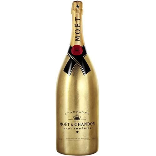 Champagne Moët & Chandon Jeroboam Moët Impérial Brut 3000ml Golden