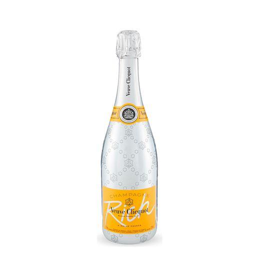 Champanhe Veuve Cliquot Rich 750ml