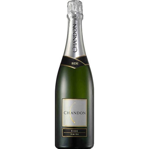 Chandon Riche Demi-Sec 750 Ml