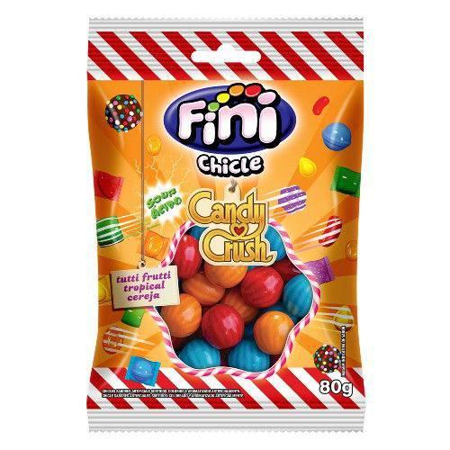 Chiclé Candy Crush 80g Un.