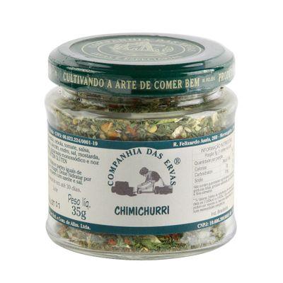 Chimichurri 35g - Companhia das Ervas