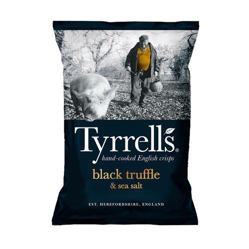Chips de Batata Trufa com Sal Marinho - Tyrrells - 150g