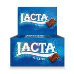 Chocolate ao Leite 20g C/20 - Lacta