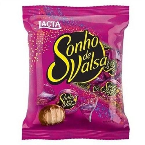 Chocolate Bombom Sonho de Valsa 1Kg Lacta