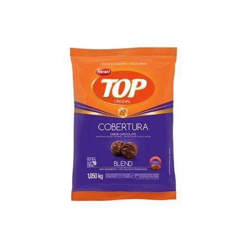 Chocolate Cobertura Gotas Blend 1,050kg Harald