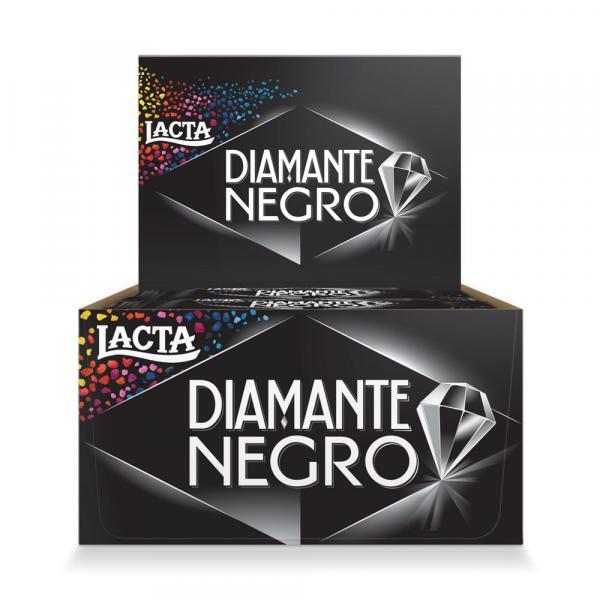 Chocolate Diamante Negro 20g C/20 - Lacta