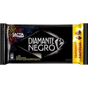 Chocolate Diamante Negro Lacta 165g