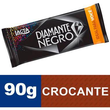 Chocolate Diamante Negro Lacta 90g