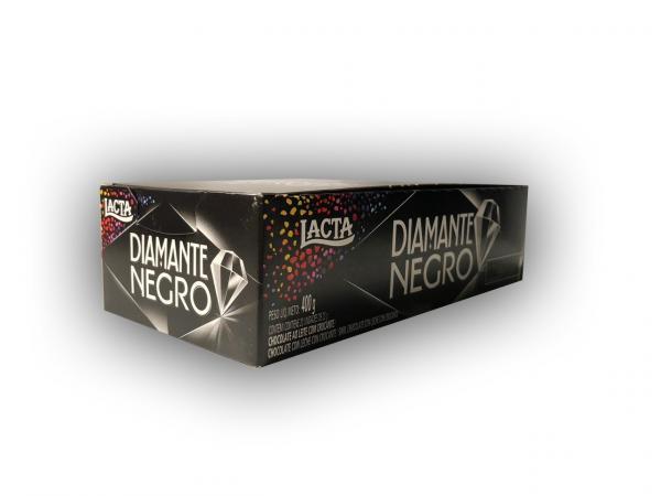 Chocolate Diamante Negro - Lacta
