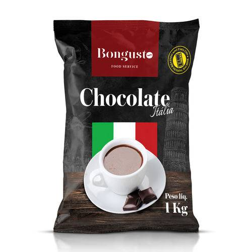 Chocolate em Pó Colucci 1 Kg