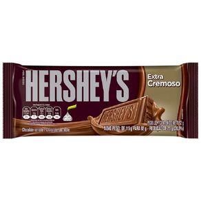 Chocolate Extra Cremoso Hershey's 92g