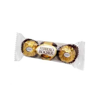 Chocolate Ferrero Rocher - 03 Unidades