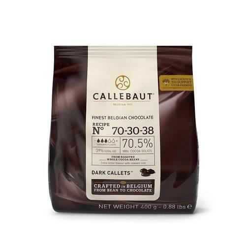 Chocolate Gotas Callebaut Amargo 70-30-38 (70,5 Cacau)