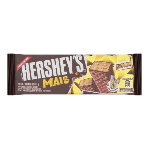 Chocolate Hersheys Mais Amendoim Caixa 115 G