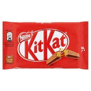 Chocolate Kit Kat ao Leite Nestlé 41.5g