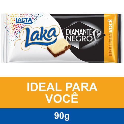 Chocolate LACTA 90G-TA LAKA/DIAM NEGRO CHOC LACTA 90G-TA LAKA/DIAM NEGRO