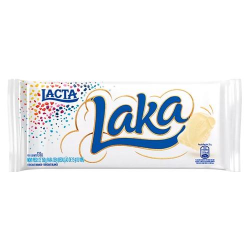 Chocolate Lacta Laka 135g