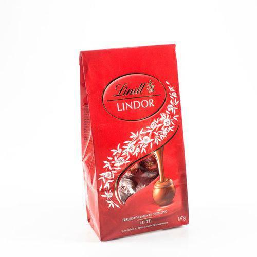 Chocolate Lindt Lindor Milk 137g
