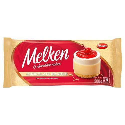 Chocolate Melken Branco 1,050kg