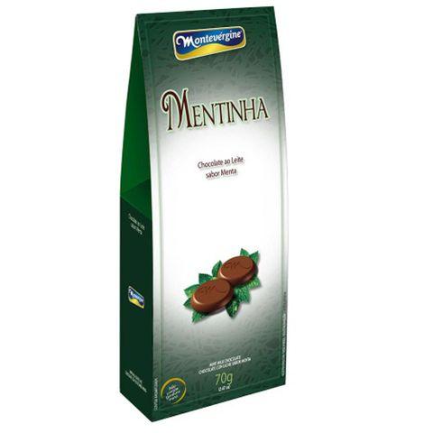 Chocolate Mentinha 70g - Montevérgine