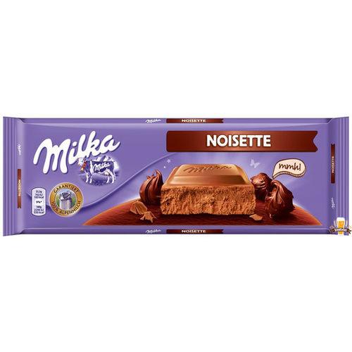 Chocolate Milka Noisette - Creme de Avelã 270g