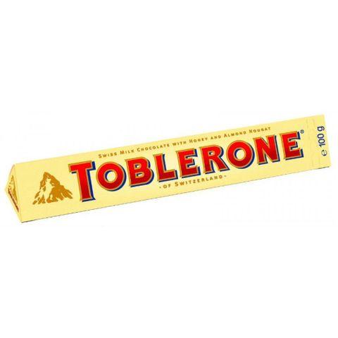 Chocolate Toblerone 100g - Mondelez
