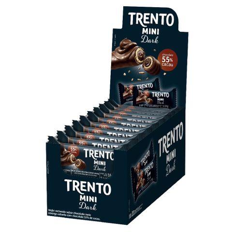 Chocolate Trento Mini Dark C/20 - Peccin