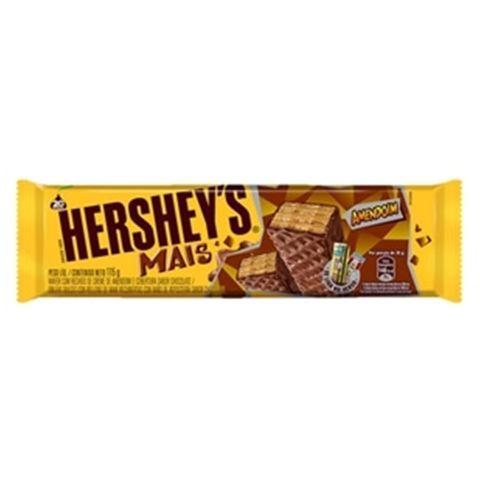 Chocolate Wafer Hersheys Mais Amendoim 115g - Hersheys